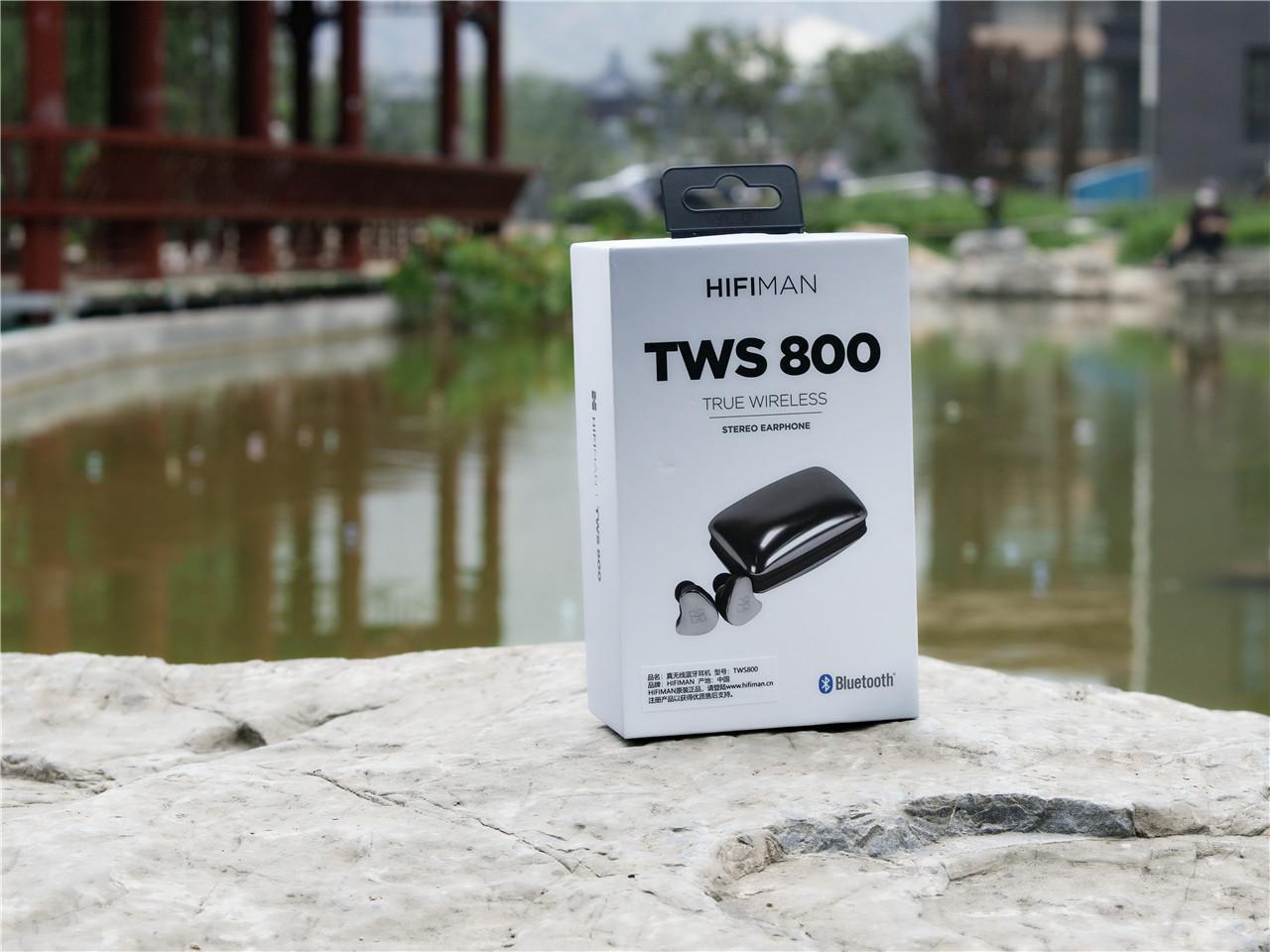 独立耳放黑科技Level up 听一听音质炸裂的tws800