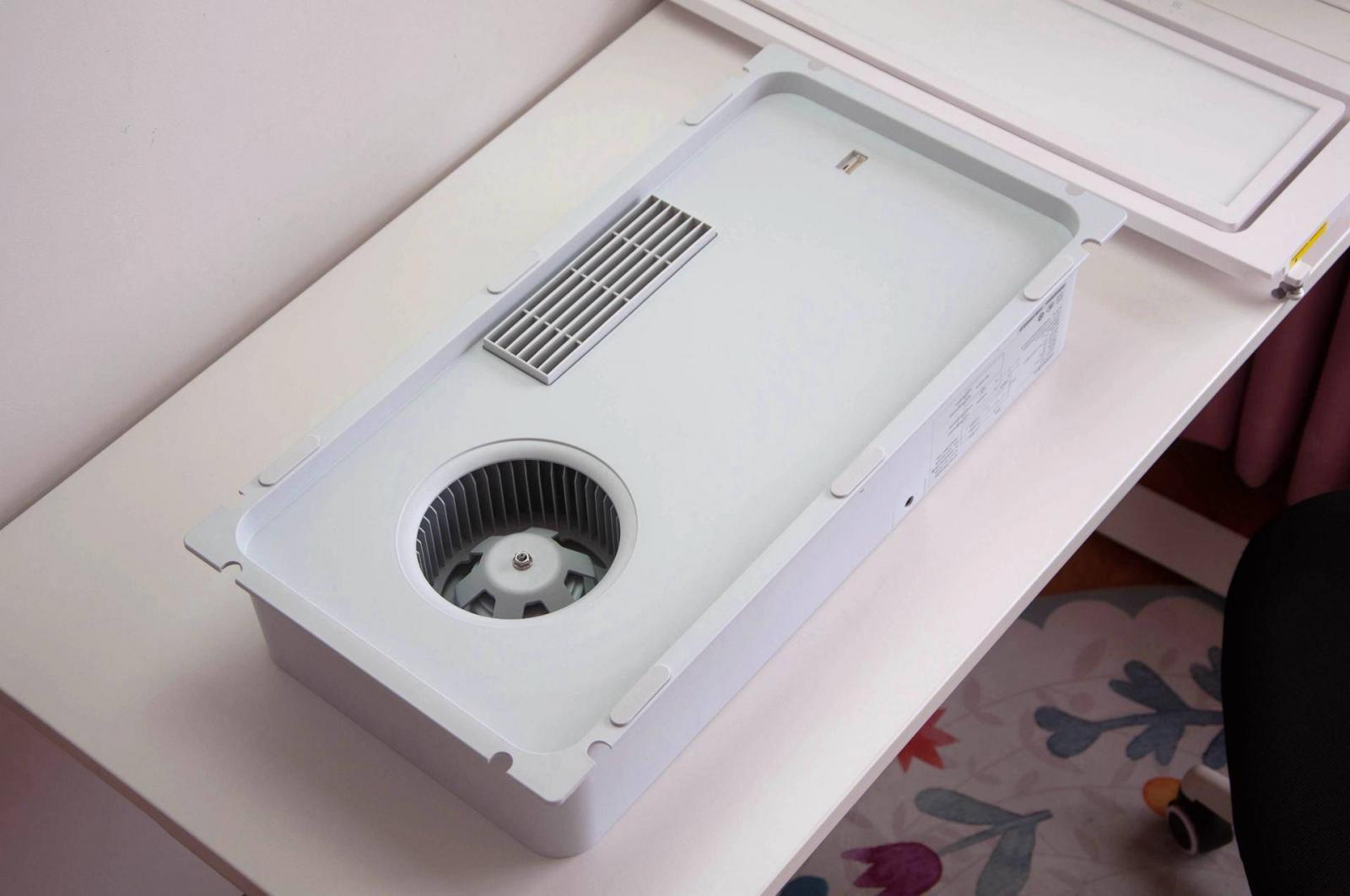 小米11.11,米家智能浴霸Pro值得买,免布线快装冬暖夏凉