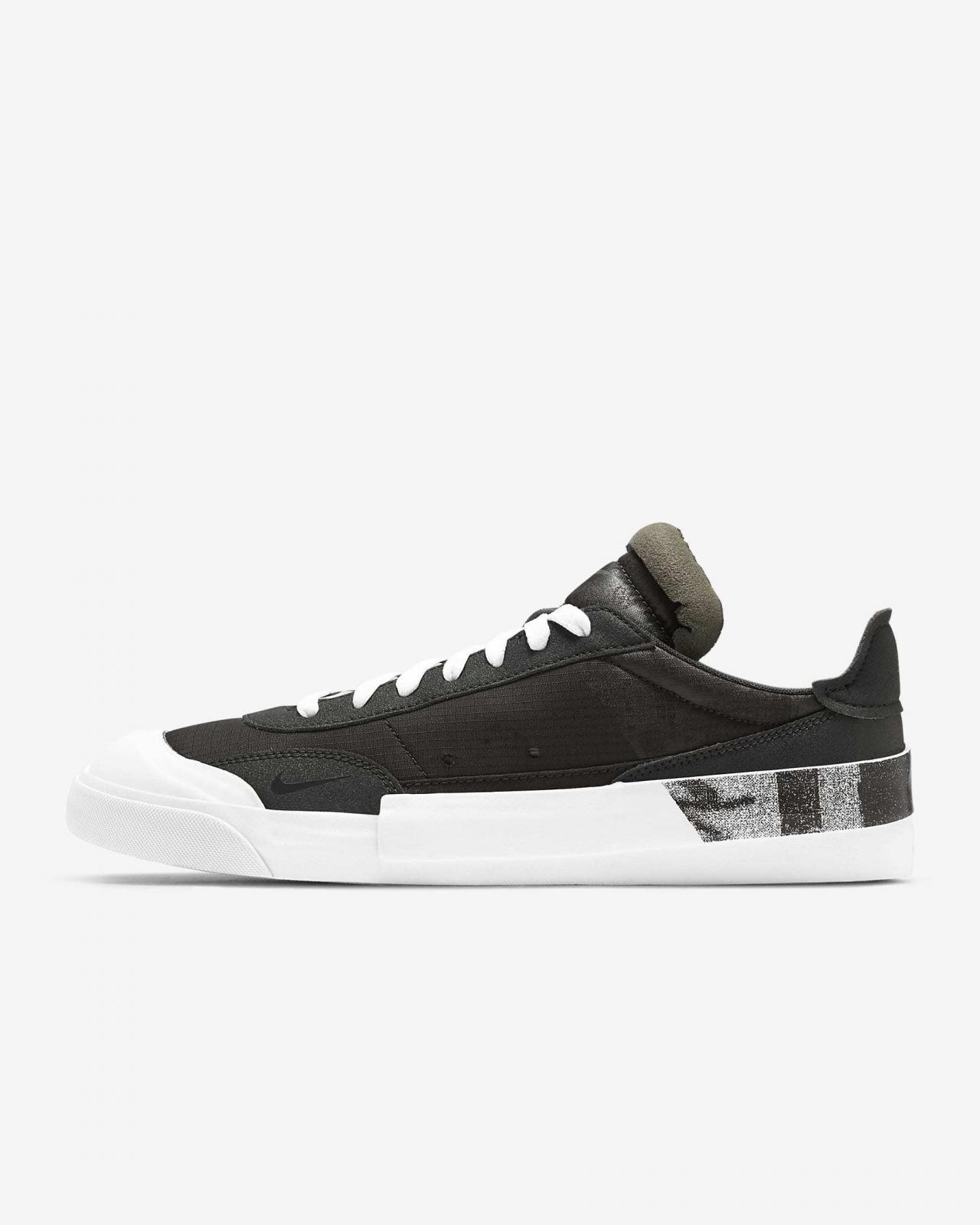 Nike Sportswear推出灰黑/白/黑色Drop-Type NRG