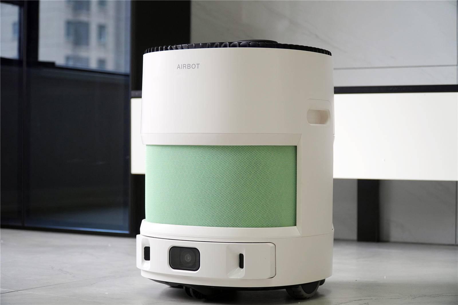 会行走的空气净化器?科沃斯沁宝AIRBOT Ava空气净化机器人评测