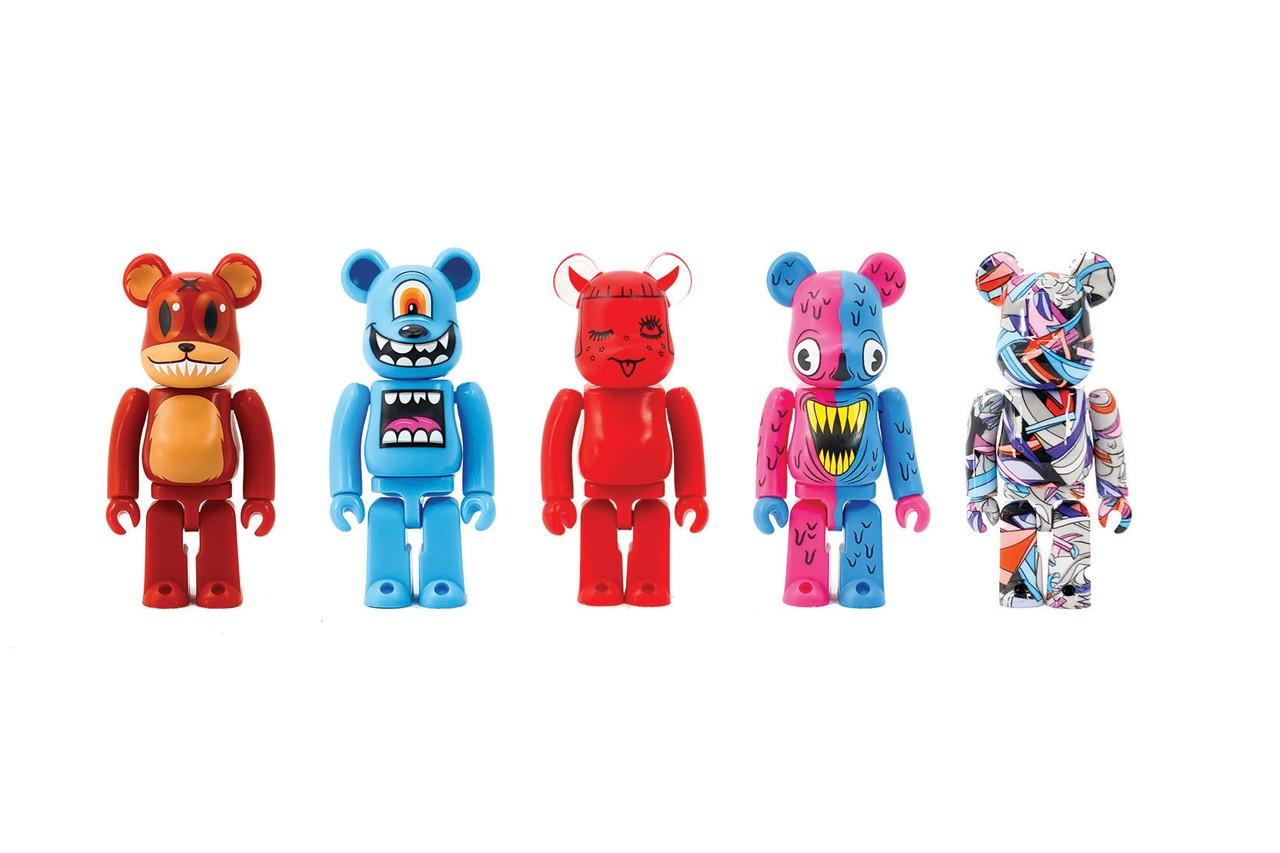 Medicom Toy 正式公开 DesignerCon Online 2020 限定周边商品