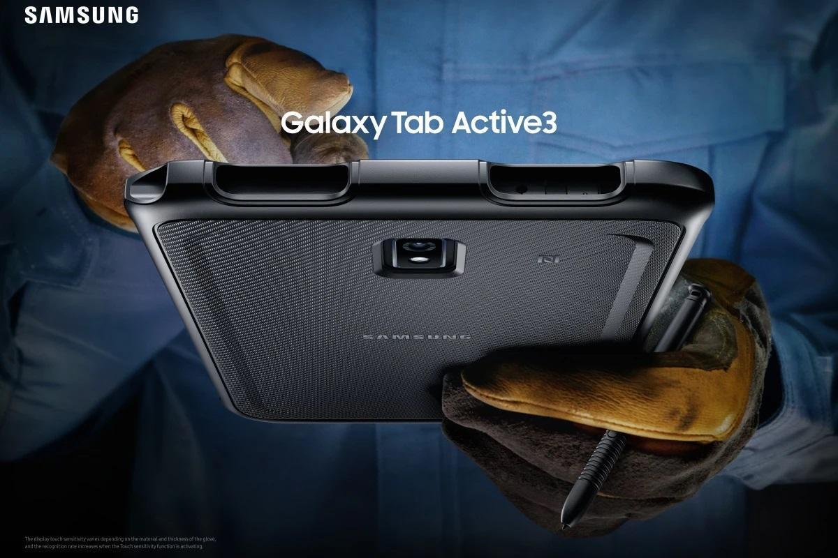 三星Tab Active 3发布;LG首款可卷式电视下月上市