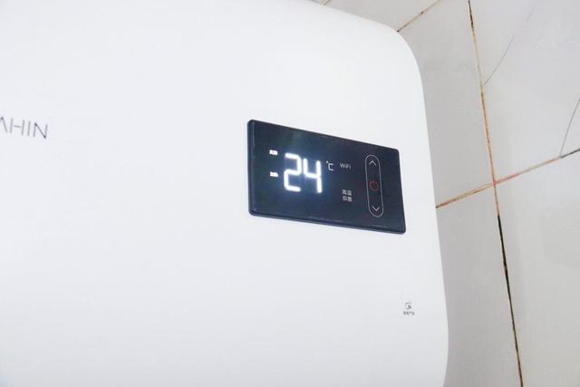 冬天我也很温暖,华凌电热水器Y3上手实测