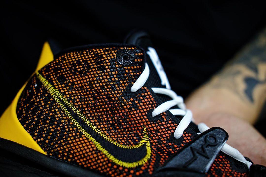 """谍照预览全新Nike KYRIE 7 """"Rayguns"""""""