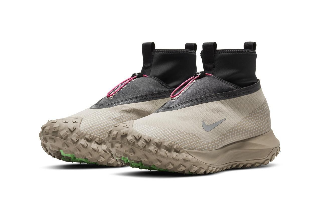 Nike ACG 全新 Holiday 2020 系列鞋款正式发布