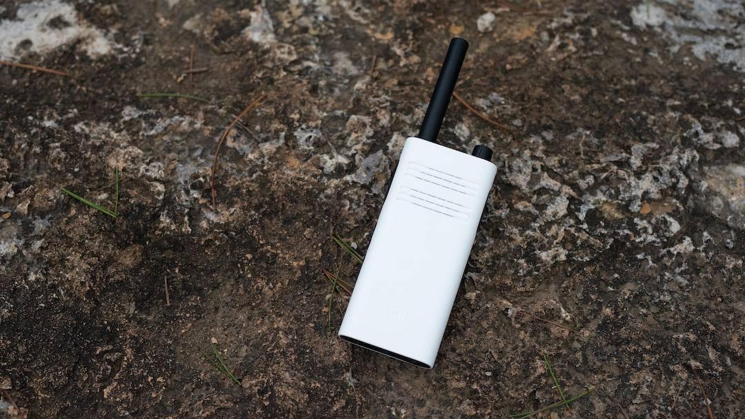 小米对讲机Lite首发,5公里大音量对讲支持5天待机,咋样?