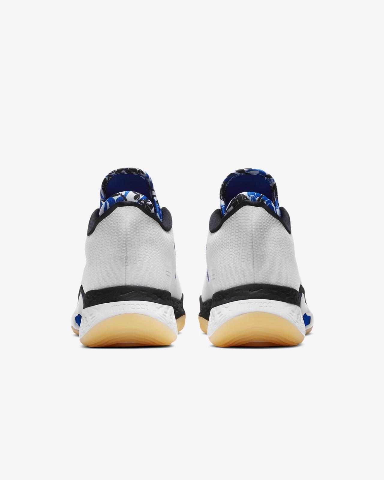 "Nike Basketball推出全新白/黑/浅甜瓜橙/皇家蓝色Air Zoom BB NXT EP ""Sisterhood"""
