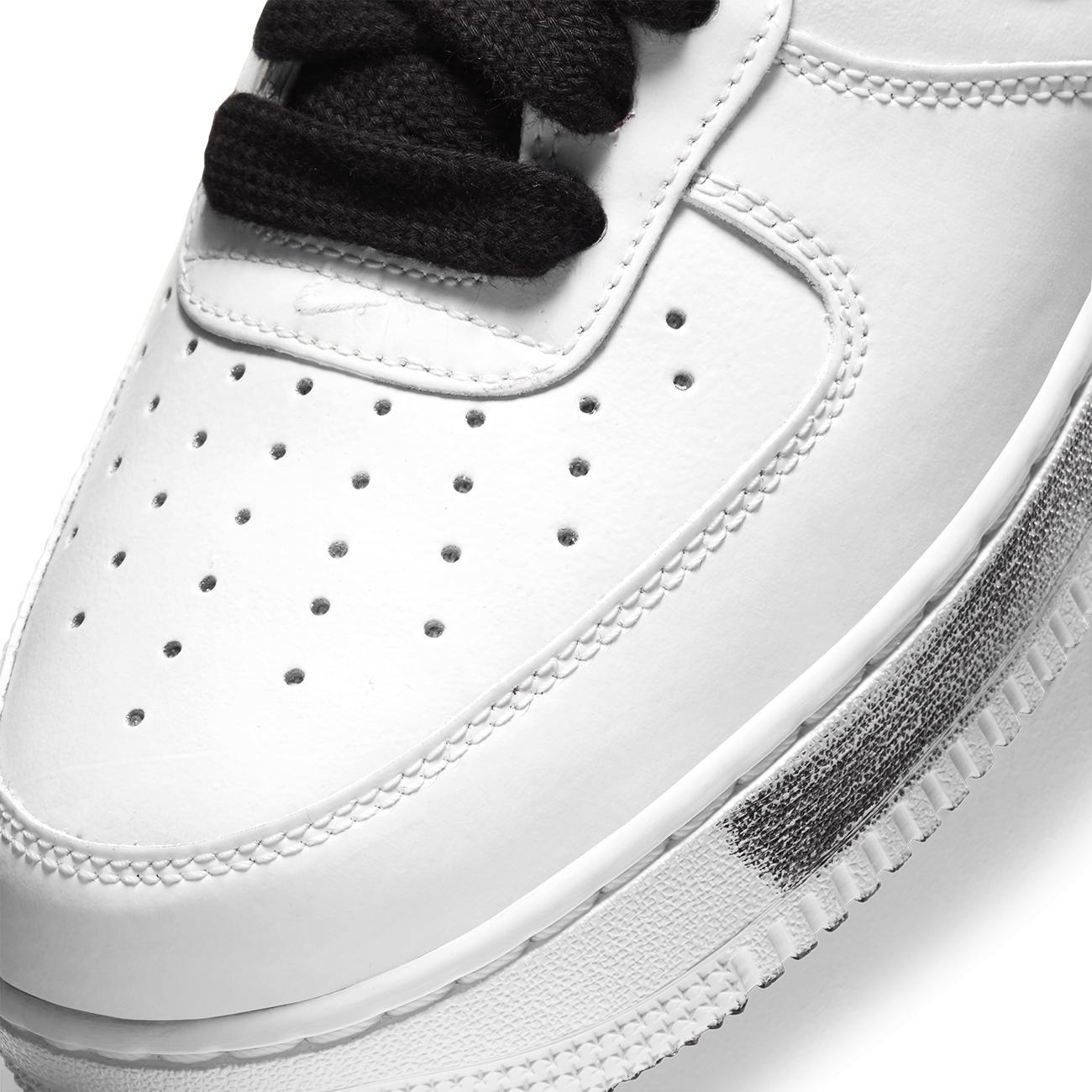 """Nike与权志龙推出第二款Air Force 1 """"Para-noise"""""""