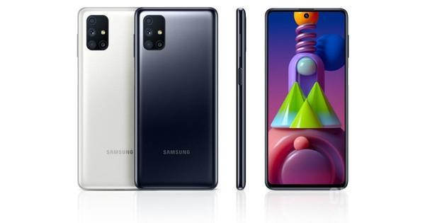 三星Galaxy M51发布;华星光电联合小米推出全面屏新机