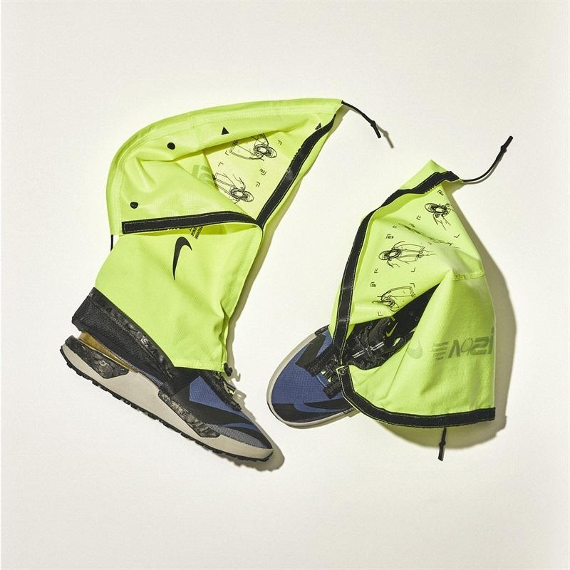 Nike iSPA Drifter Gator融入功能性设计以应对多变天气挑战