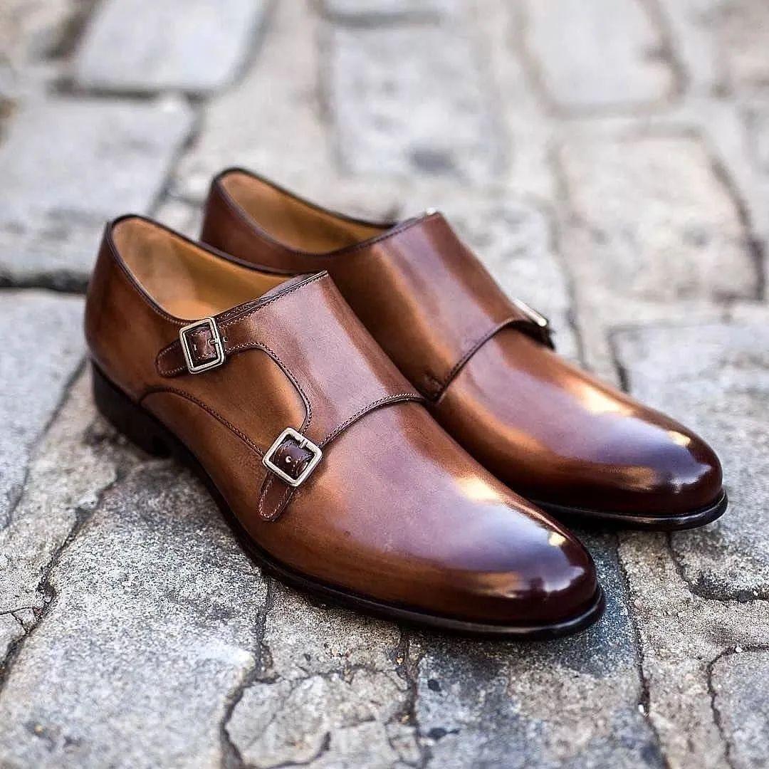 """都市合格型男,要从""""鞋""""开始"""