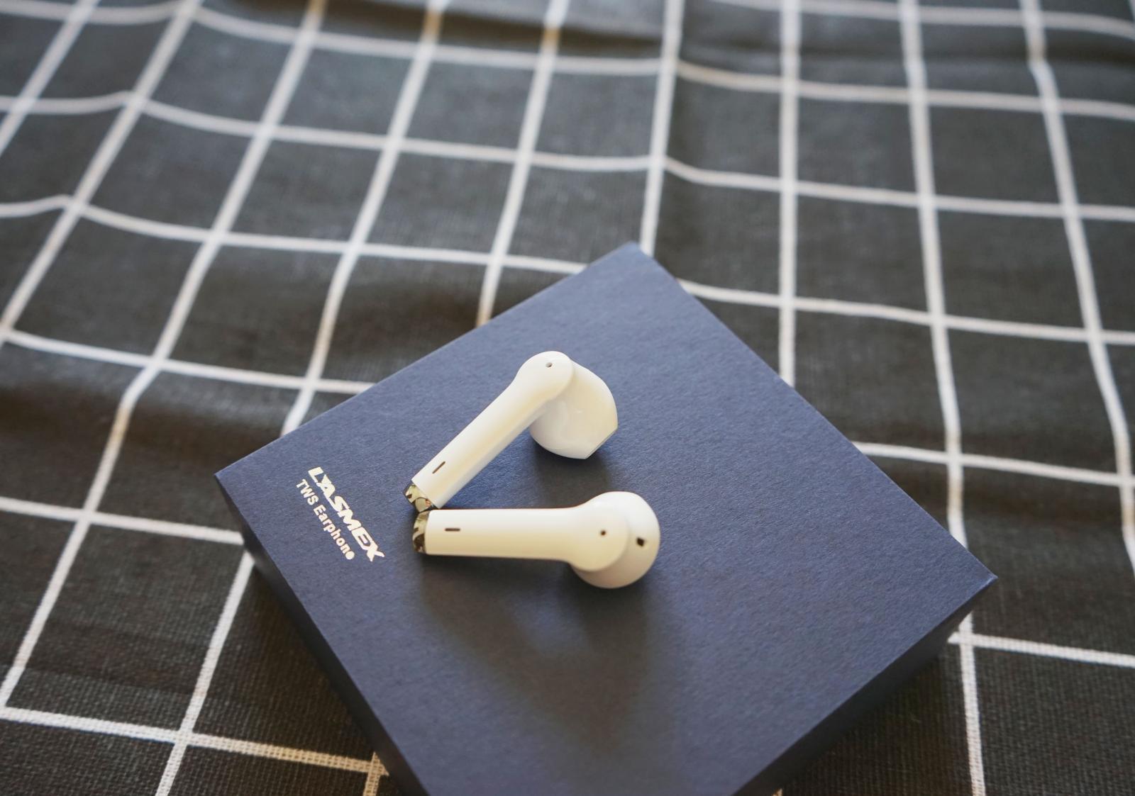 甩不掉的好音乐!勒姆森E5 Play真无线蓝牙耳机,与声俱来