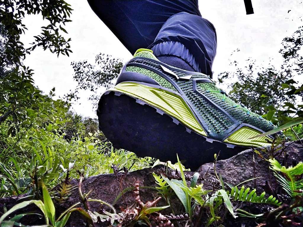 山野之趣、极致舒适--沙乐华Dropline GTX越野跑鞋体验