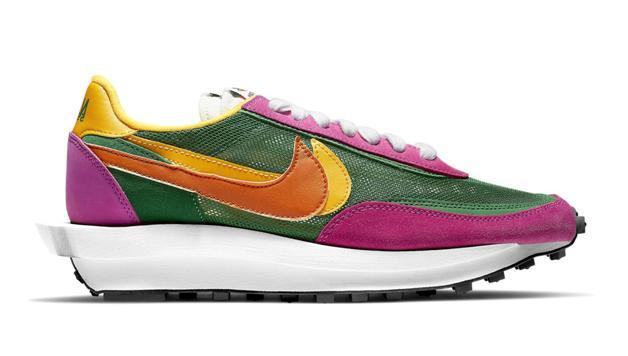 你所不了解的 Sacai x Nike LDV Waffle