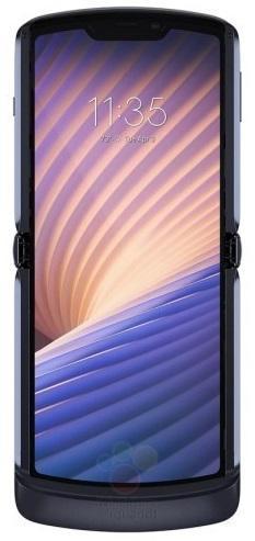 Razr 5G折叠手机售价1499欧元;华为新品渲染图曝光