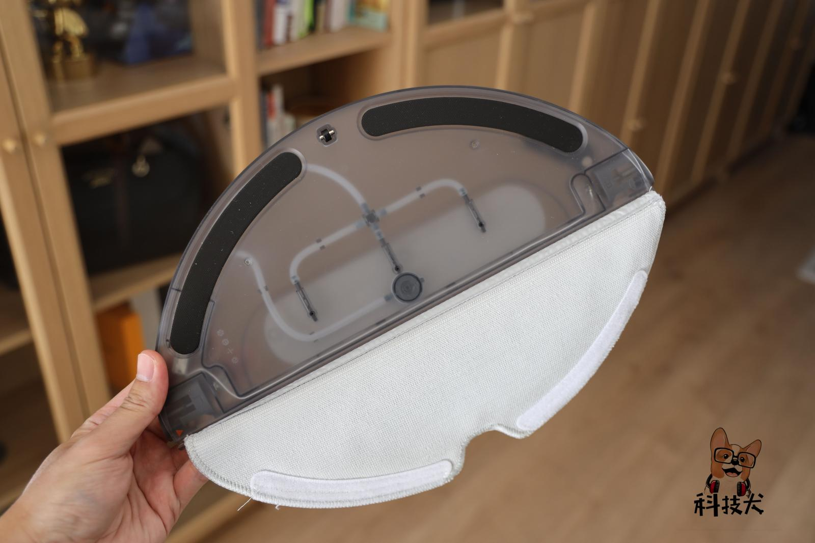 米家扫拖机器人1T(3D探索版)评测:扫拖一体 精准避障