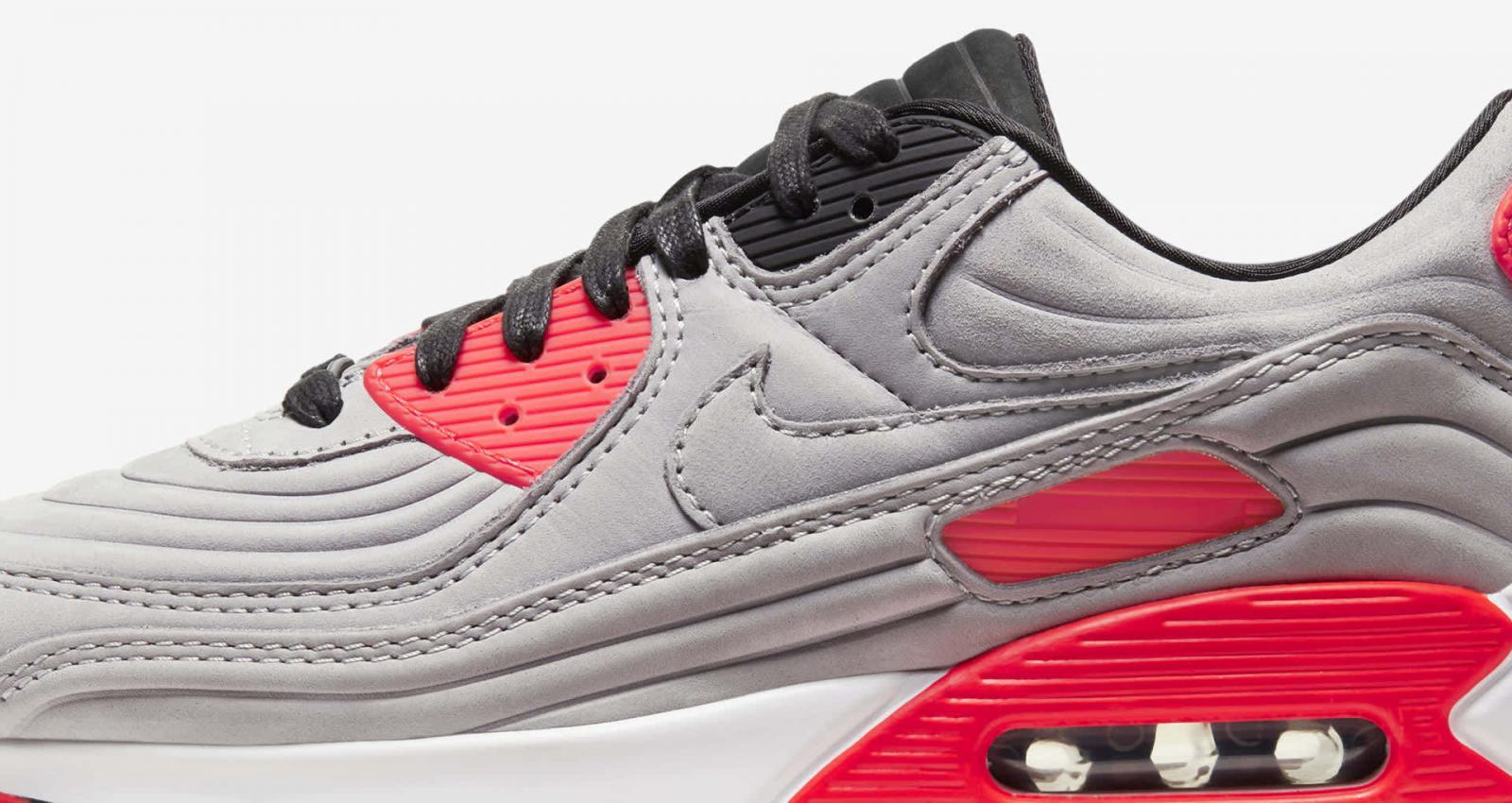 注入新鲜气息,Nike Sportswear发布全新Air Max 90 Lux