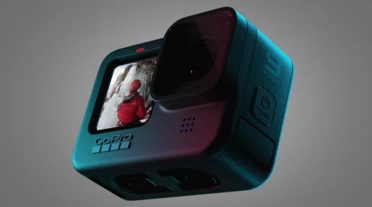 GoPro Hero 9 Black发布;一加8喜提安卓11