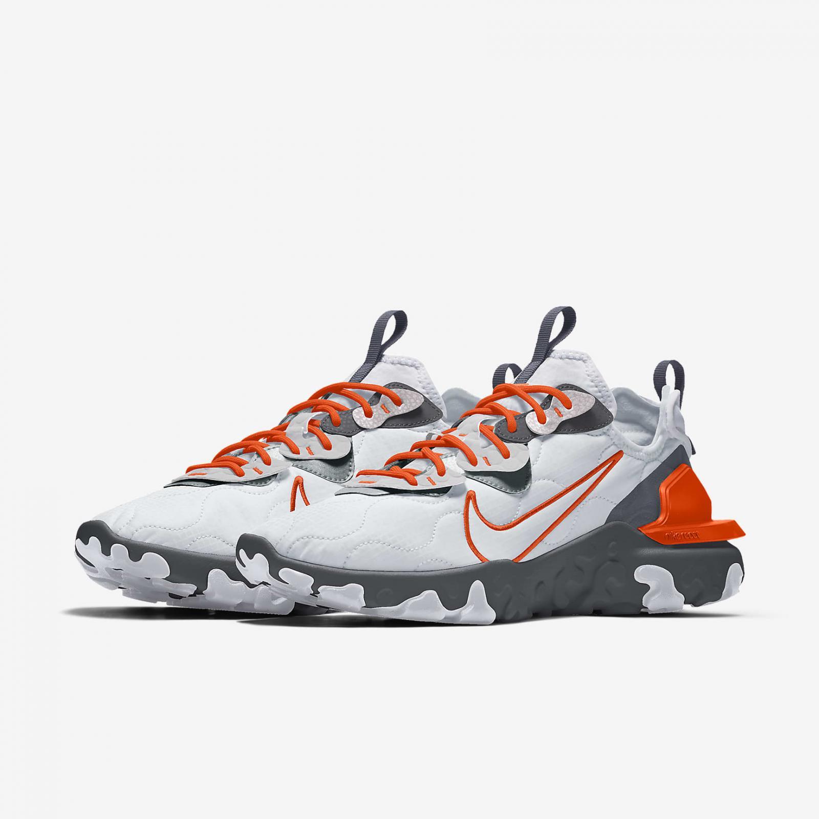 Nike By You将推出全新React Vision 3M™