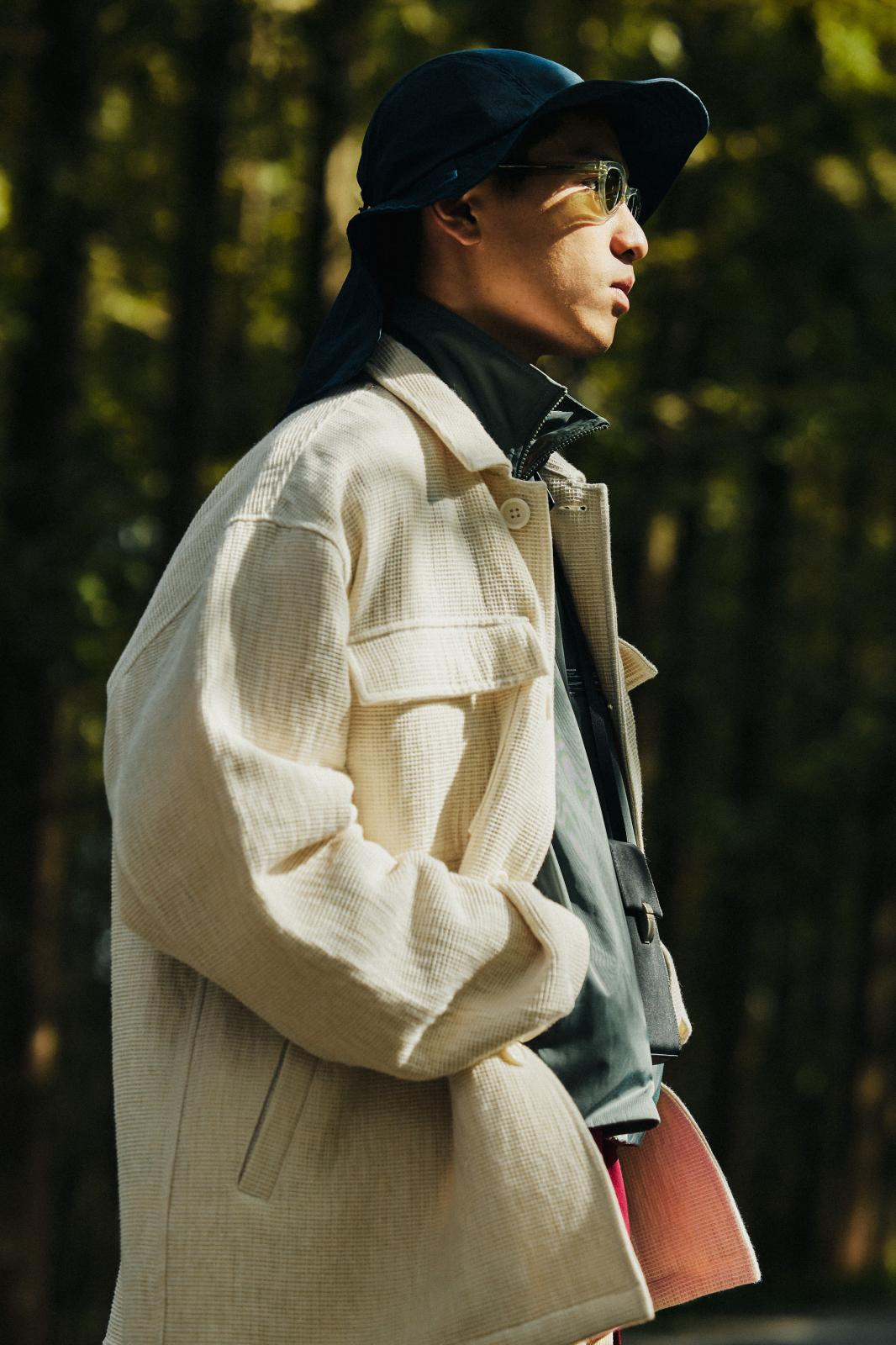 ROARINGWILD 20AW Editorial 型录特辑发布