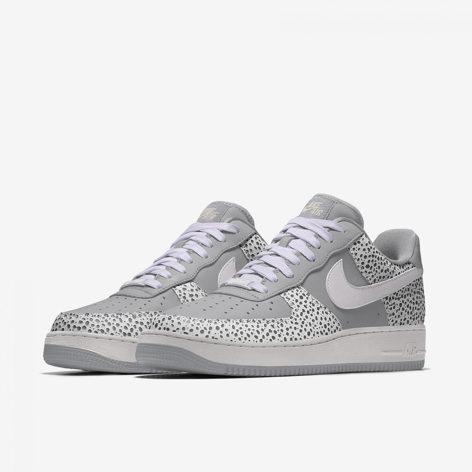Nike Air Force 1 Low Unlocked By You更新全新设计选项