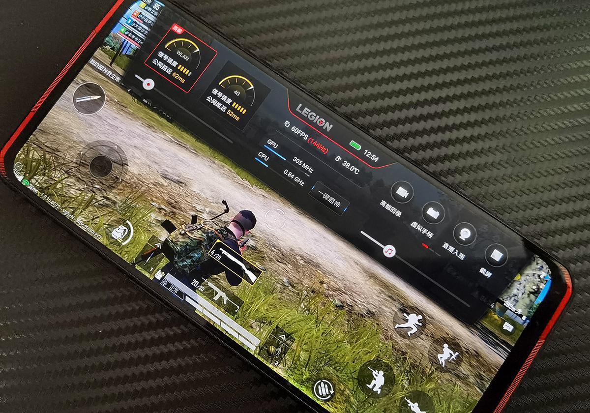 双电池、双马达、双扬声器,光明正大玩外挂:拯救者电竞手机Pro评测