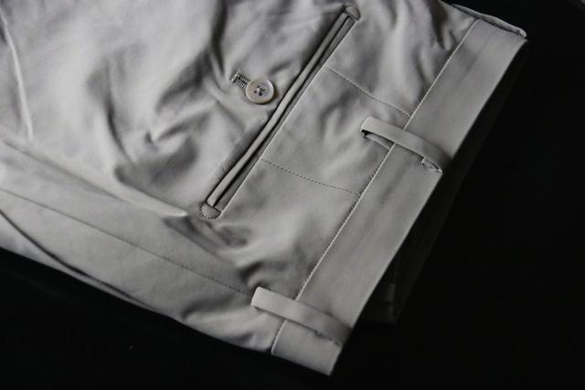 父辈衣物不好选?90分弹力速干修身长裤可以一试
