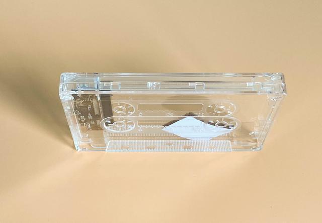 怀旧的梦想,ORICO 磁带式硬盘盒,大男孩的玩具