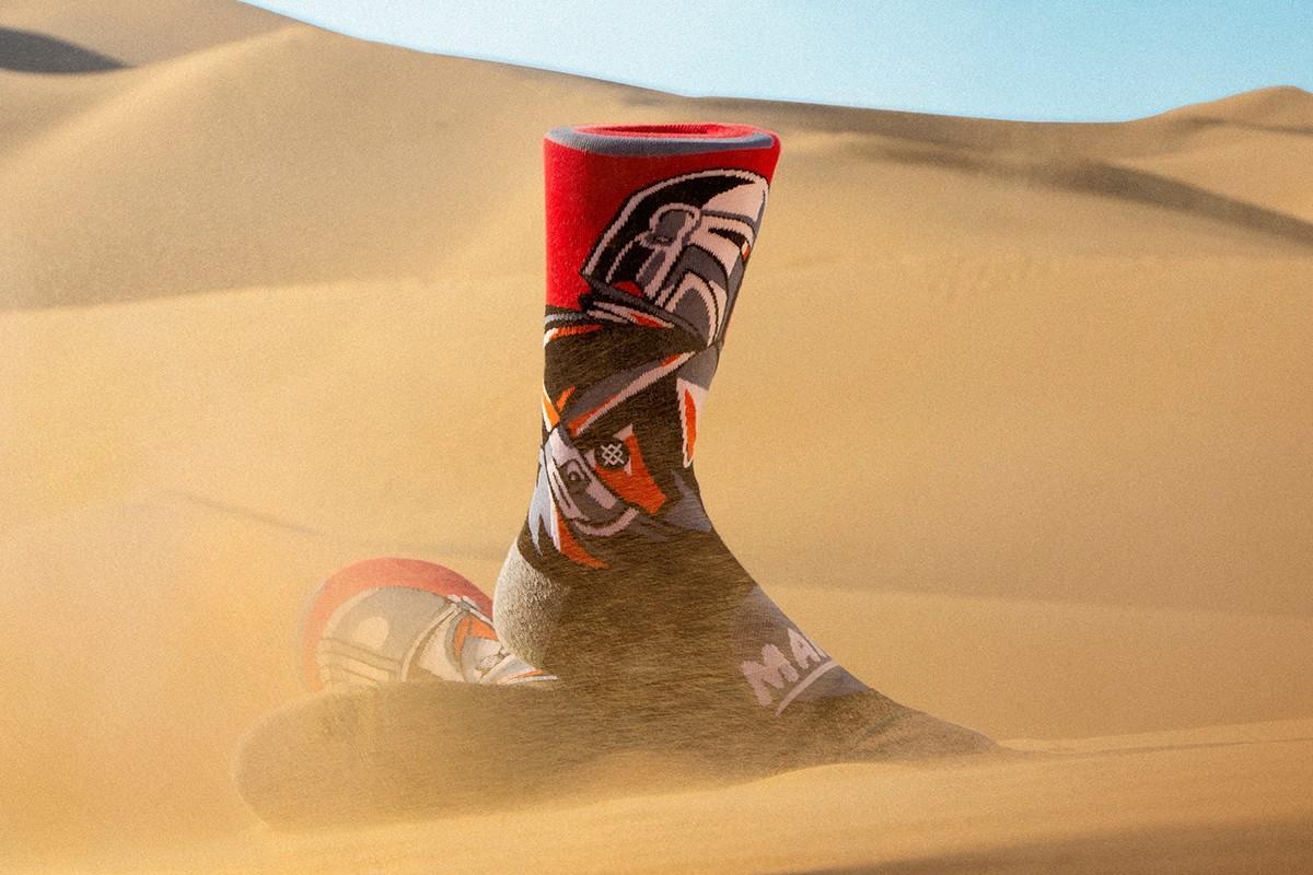 STANCE 与 Star Wars 推出全新联名袜款系列