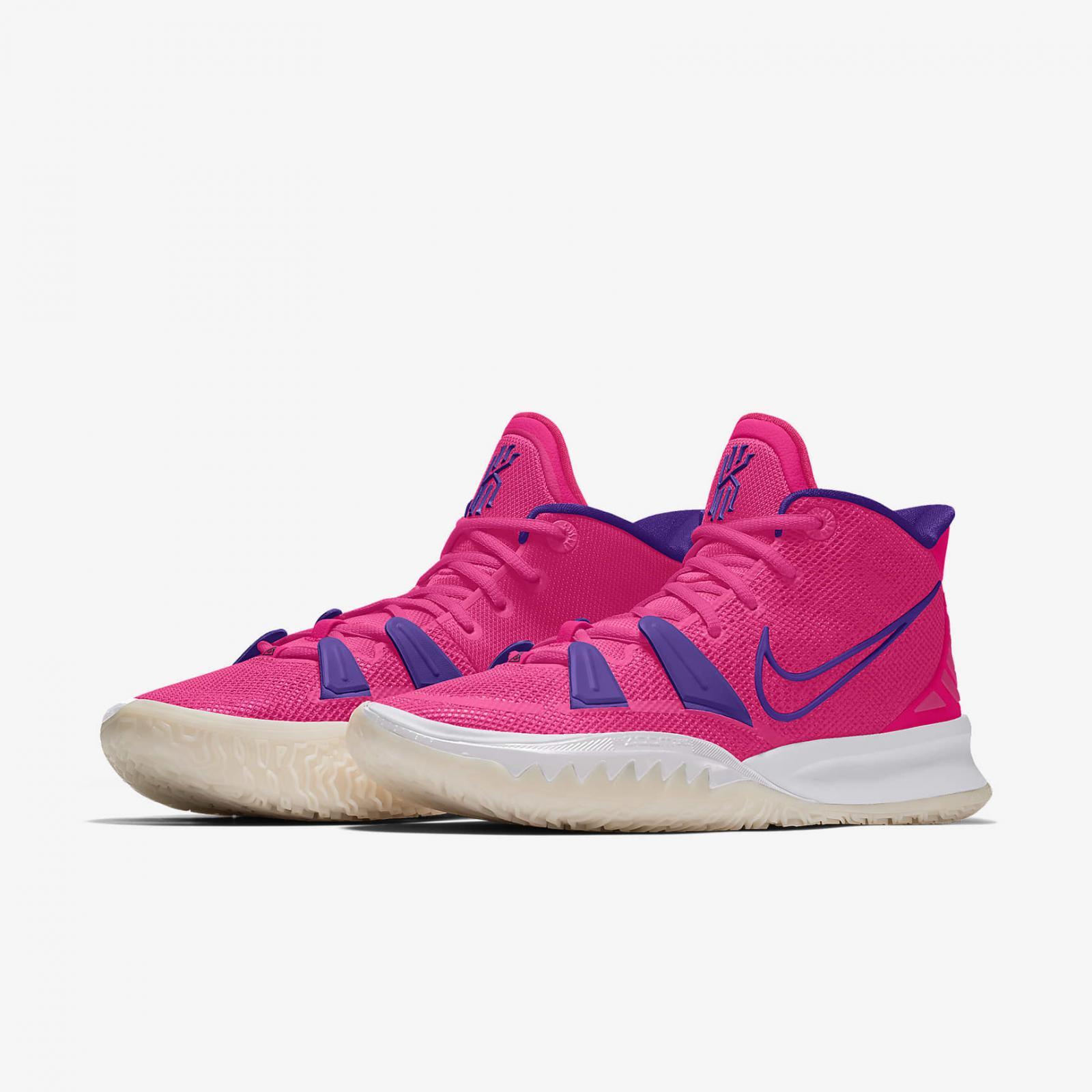 KYRIE 7即将上线Nike By You定制平台