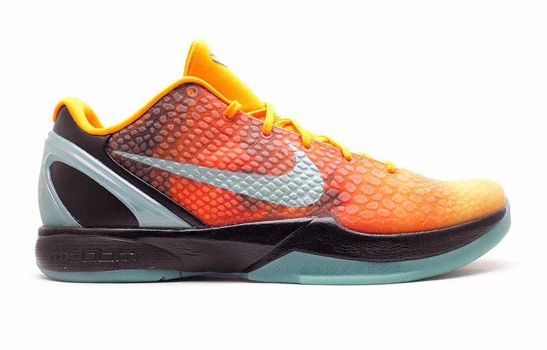 """Nike Kobe VI Protro """"Orange County""""将于2021年上市"""