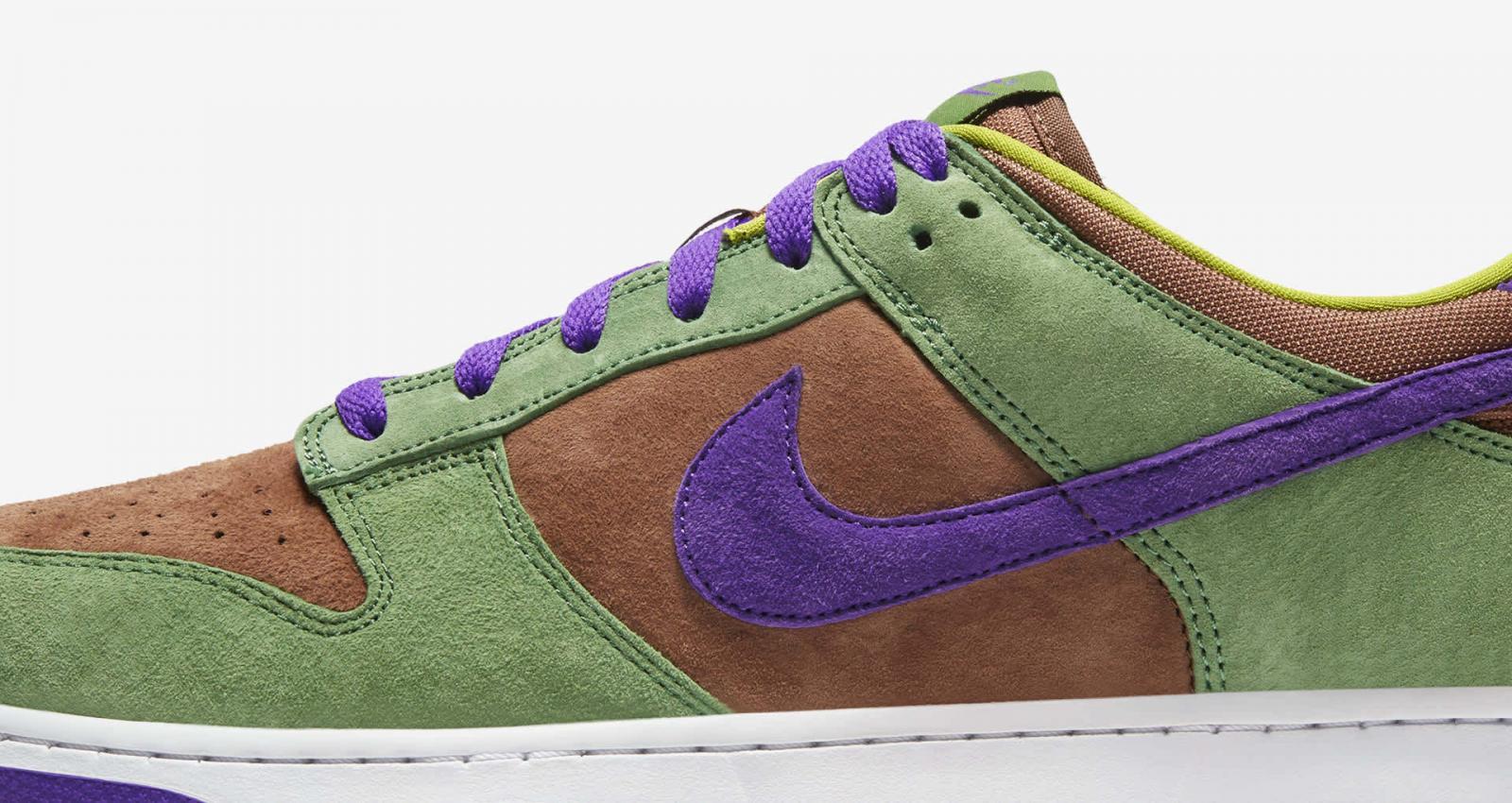 """Nike Sportswear发布复刻版Dunk Low SP """"Veneer"""""""