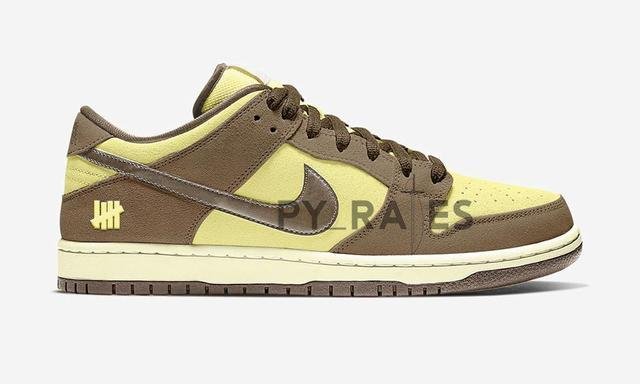 NOWRE|UNDEFEATED x Nike Dunk Low 即将发售
