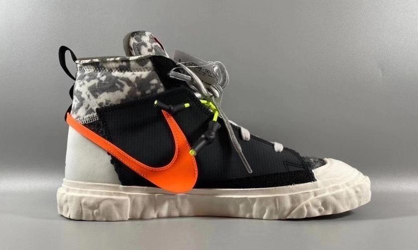 READYMADE x Nike Blazer Mid 清晰预览释出