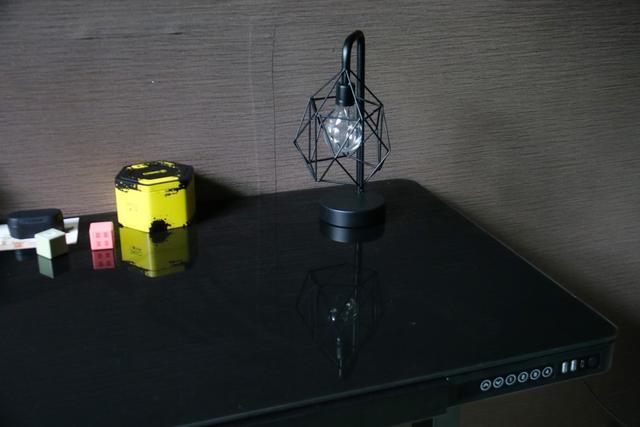 乐歌E5电动升降桌,休闲办公两不误