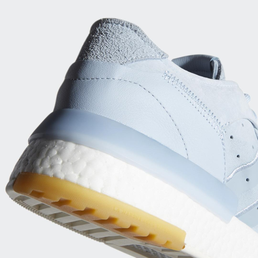 adidas Originals推出全新蓝色Rivalry RM Low