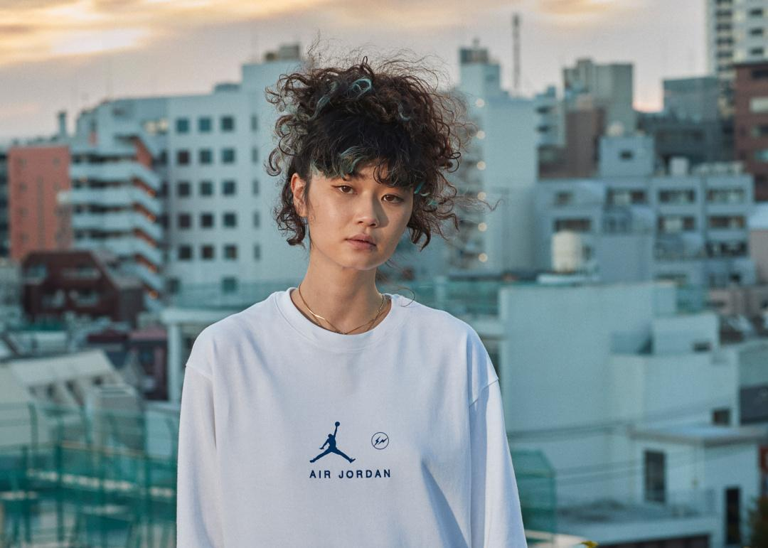 【怀旧经典,再塑未来】Jordan品牌携手Fragment Design推出联名系列