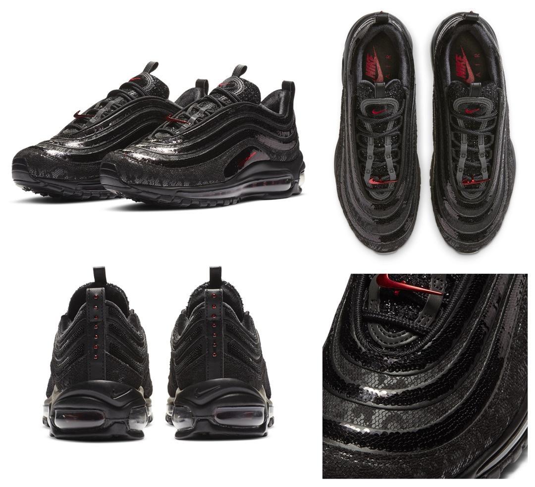 淬炼出璀璨:全新李娜Nike Air Max 97特别版发布