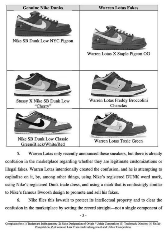 """""""劝"""" Nike 不要打压!Warren Lotas 推出全新 Reaper 鞋款代替杰森主题 Dunk !"""