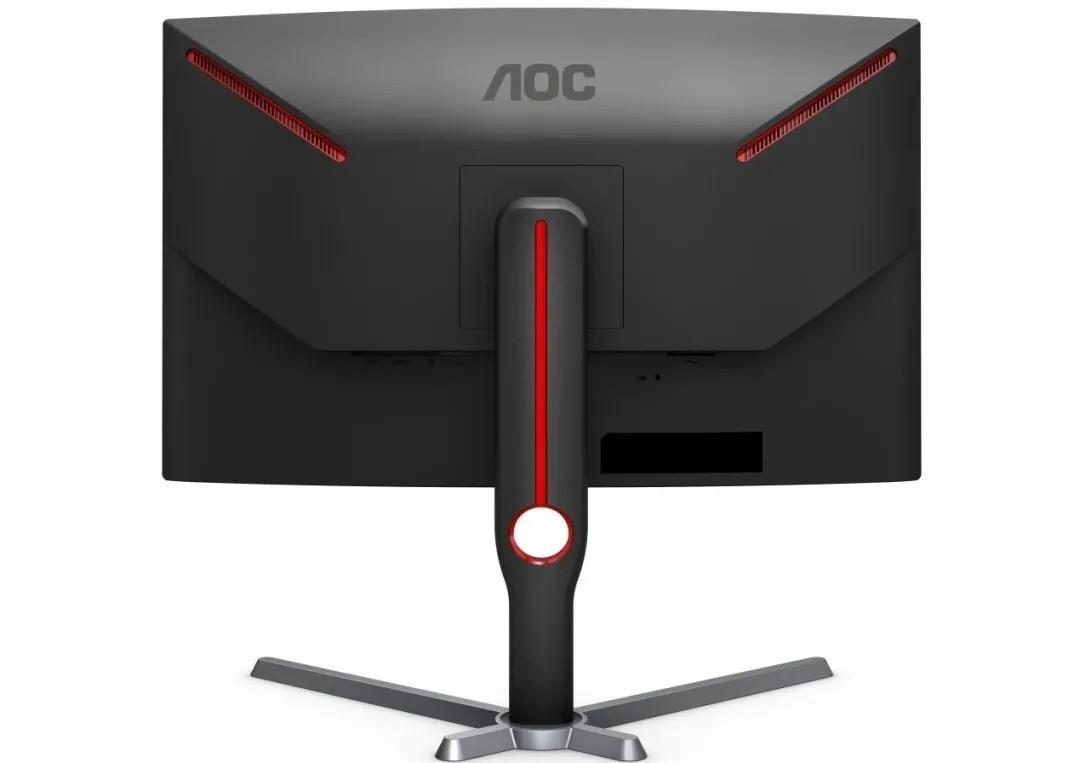 AOC新款电竞显示器发布;惠普EliteDesk迷你主机来了