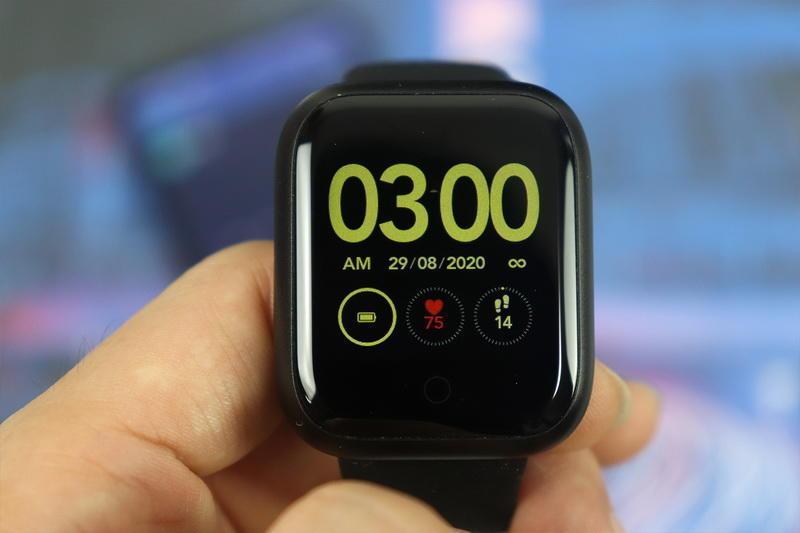 开学不做懒人,99入手omthing简悦智能手表,性价比超越小米手环
