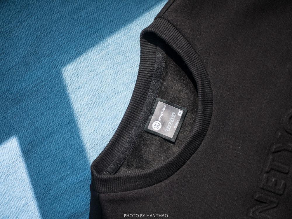 经典圆领、简约时尚设计,129元的卫衣竟能拥有如此品质
