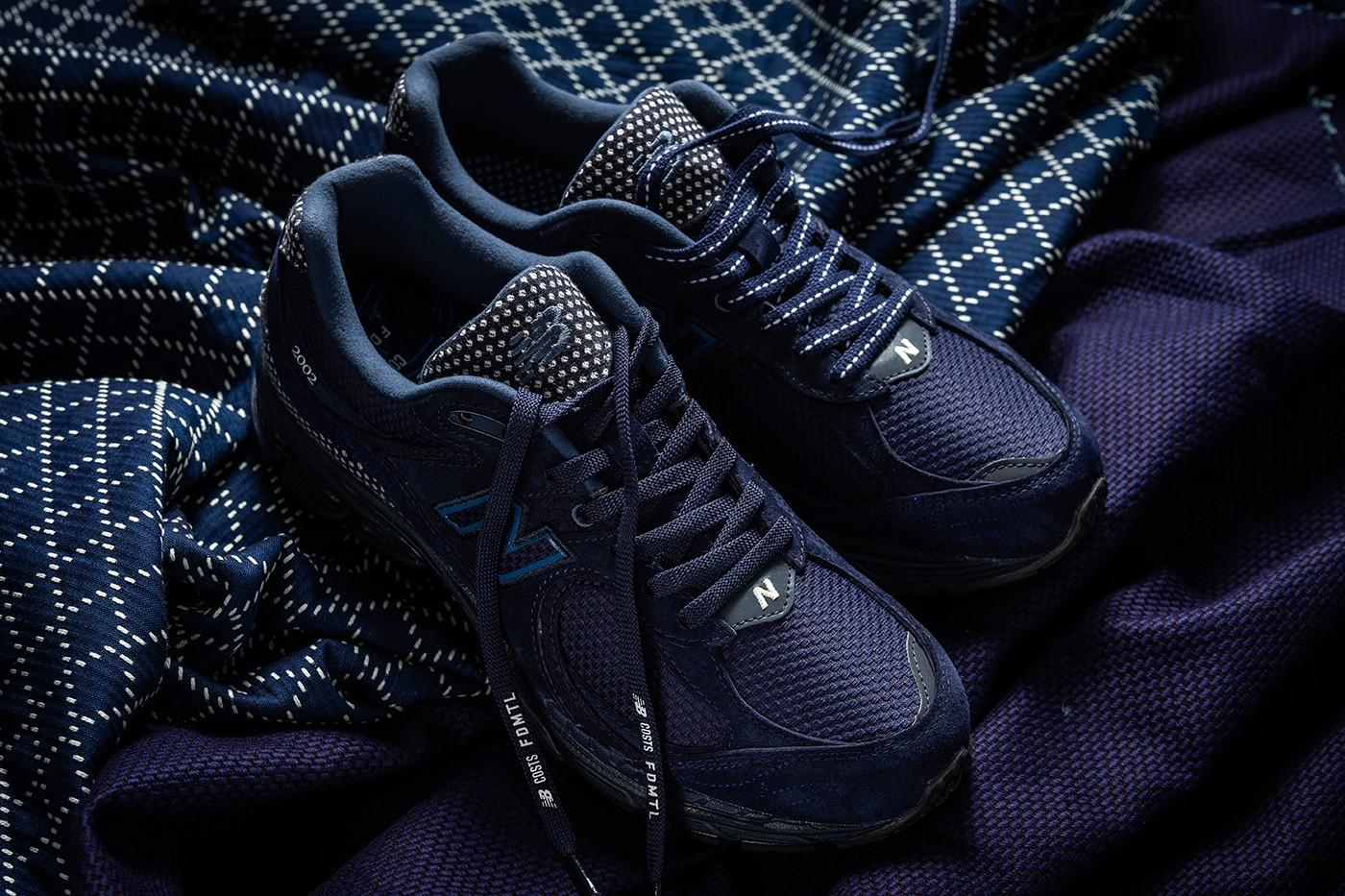 COSTS x FDMTL x New Balance 2002R 全新联乘鞋款发售情报公开