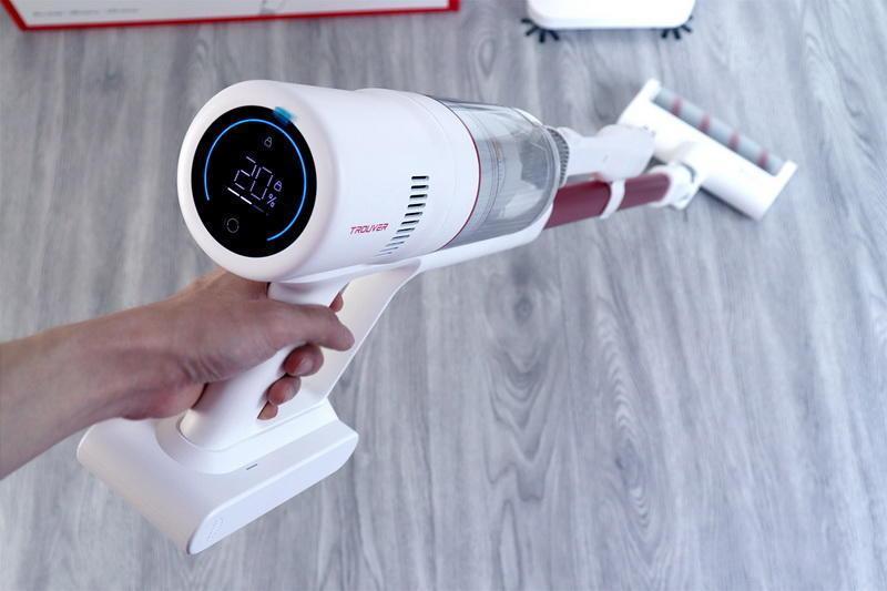 轻巧能绝尘,清洁无负担:大未全新轻量级吸尘器SOLO 10体验