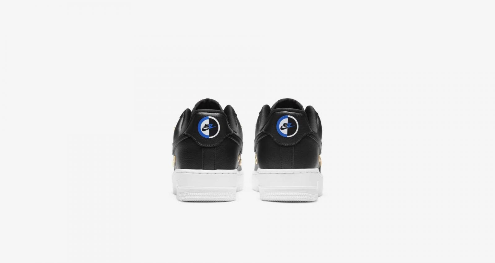 "Nike Sportswear发布全新黑色WMNS Air Force 1 '07 LX ""Sisterhood"""