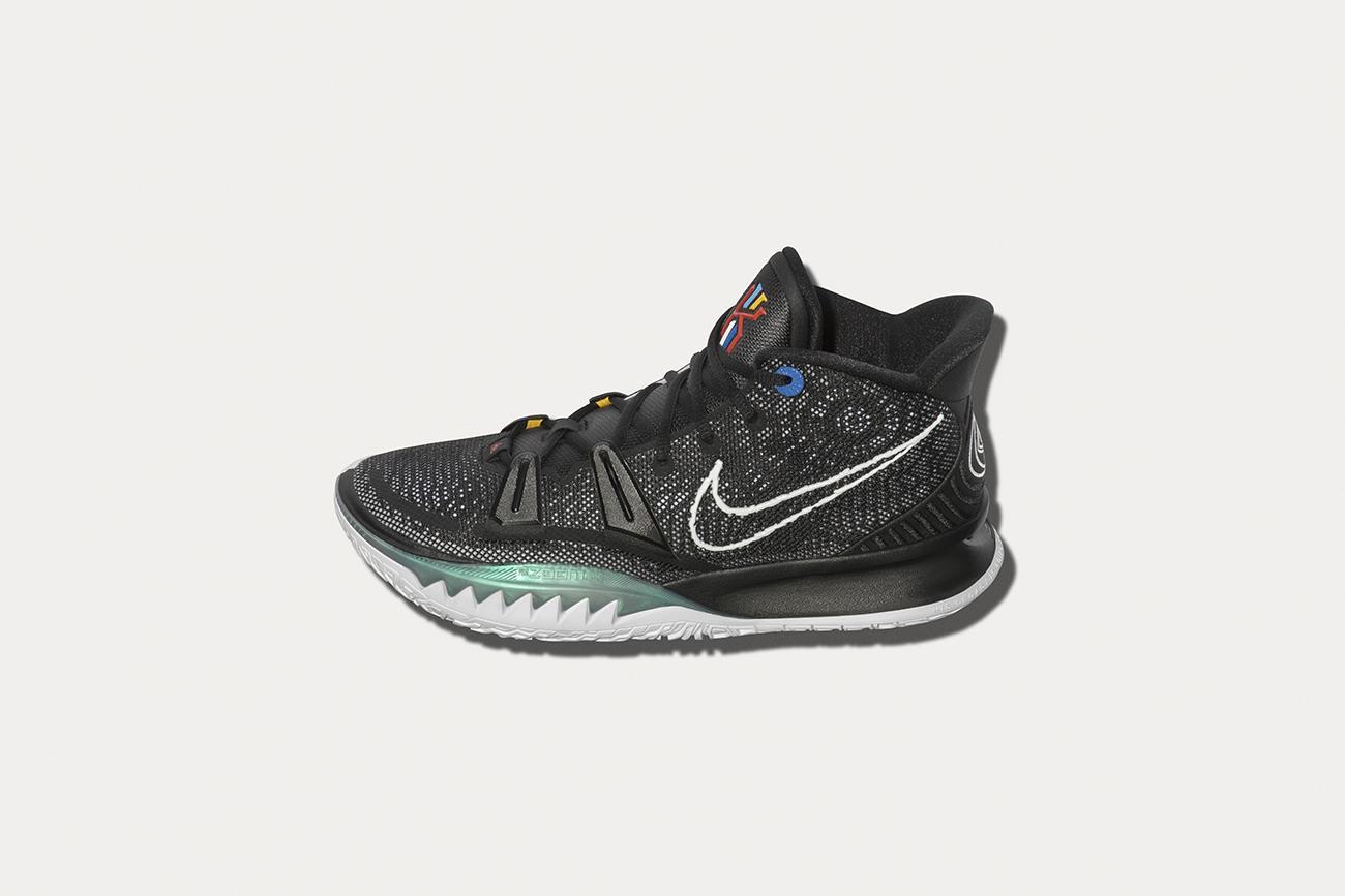 Nike KYRIE 7:创新与传承