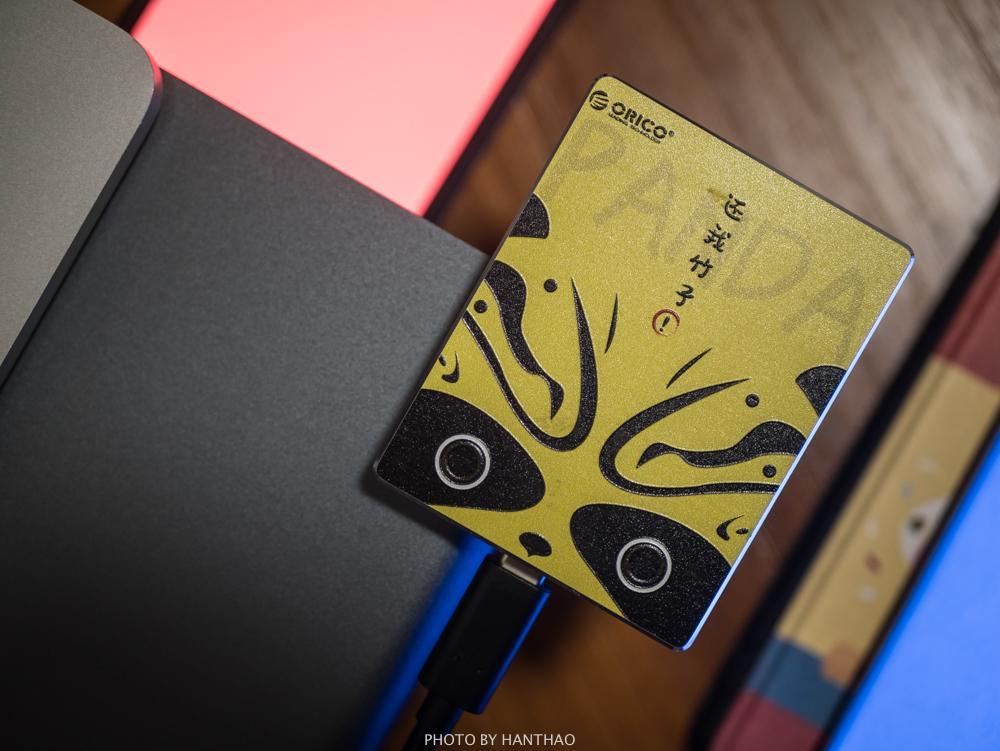 比烟盒小,480G大容量移动SSD,实测下来打工人满足的笑了