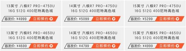 「科技犬」五千元值得买笔记本盘点:小米惠普联想 四款可选