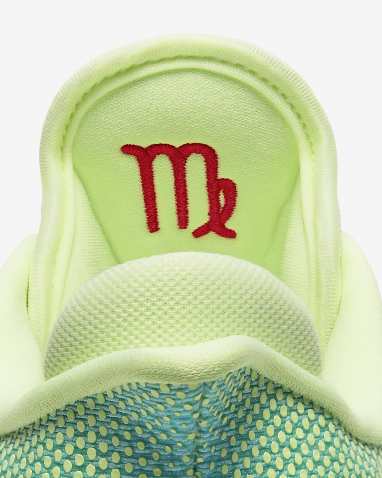 Nike Basketball发布全新微黄绿/粉蓝/亮深红/黑色Air Zoom BB NXT