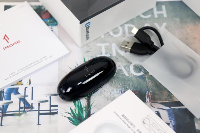 300预算超轻无感之选:1MORE舒适豆ComfoBuds真无线耳机体验